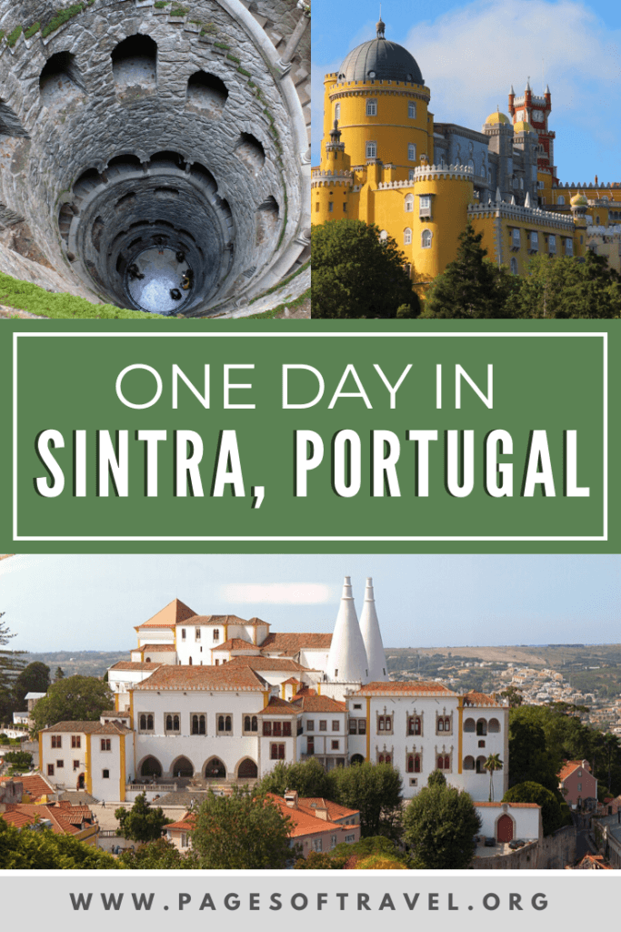Sintra is the perfect day trip from Lisbon! Here is our complete guide to visiting Sintra including helpful tips, attraction, and transportation information.