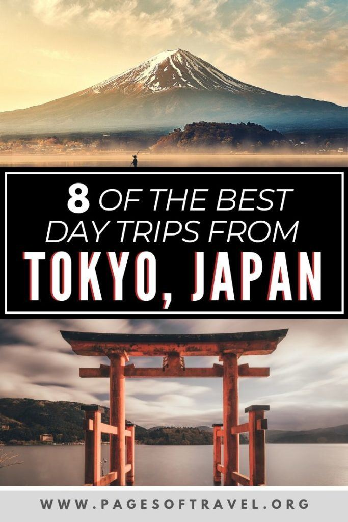 These Tokyo day trips include brief guides to Enoshima Island, Yokohama, Kamakura, Nikko, the Izu Peninsula, Hakone, and the Fuji Five Lakes Region to help you determine which of these locations you'd like to visit for a day trip from Tokyo.