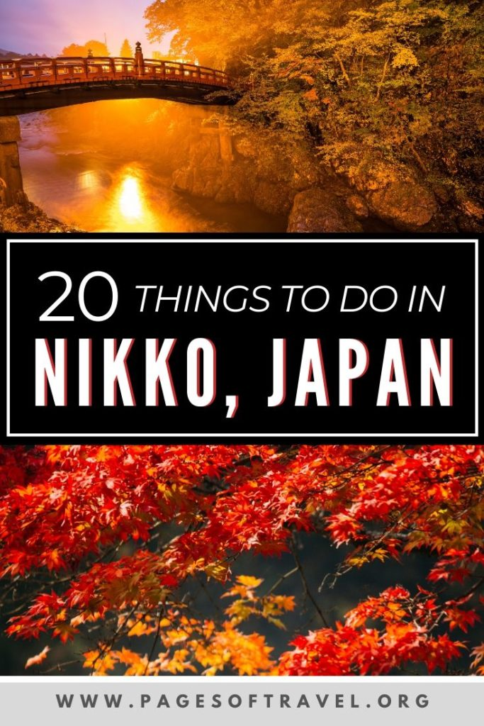 Nikko, Japan is a great day trip from Tokyo or is also perfect for a two-day stay. This comprehensive Nikko, Japan itinerary and guide includes many things to do in Nikko, where to stay in Nikko, and places to eat in Nikko.
