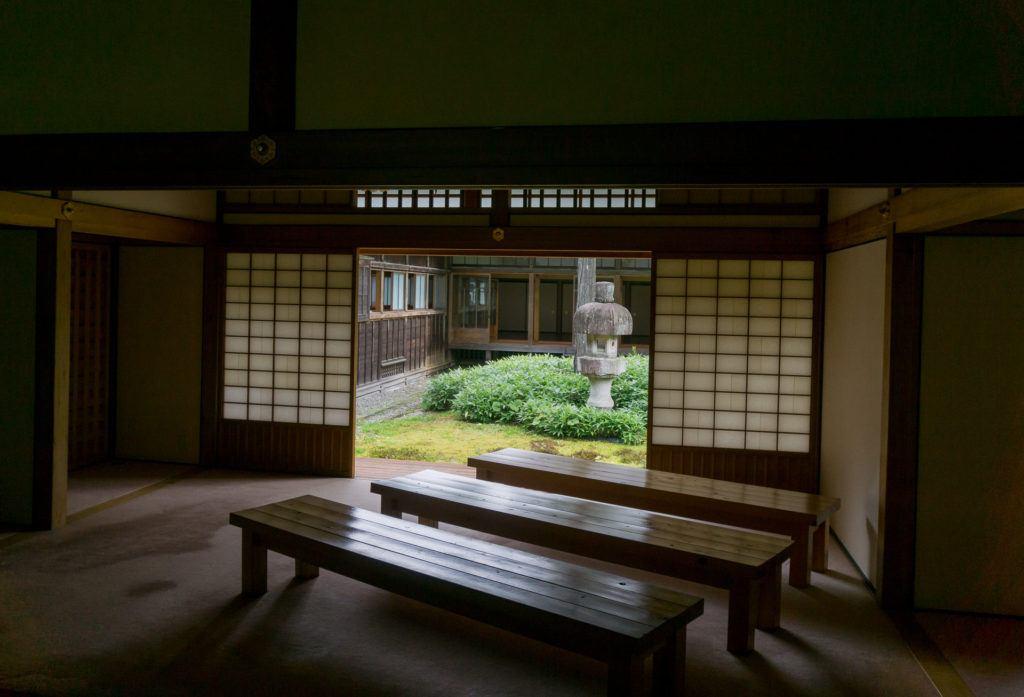 Inside of Nikko Tamozawa Imperial Villa