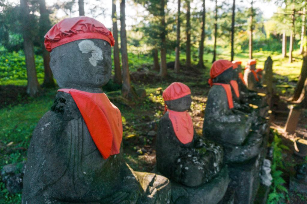 Kanmangafuchi Abyss in Nikko