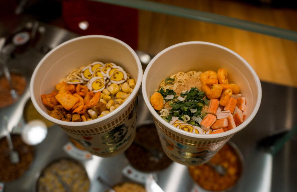 Cup Noodles Museum - Yokohama