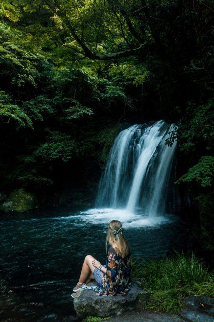 Kawazu Waterfall Trails - Izu Peninsula