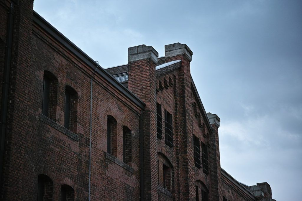 Red Brick Warehouse - Yokohama.