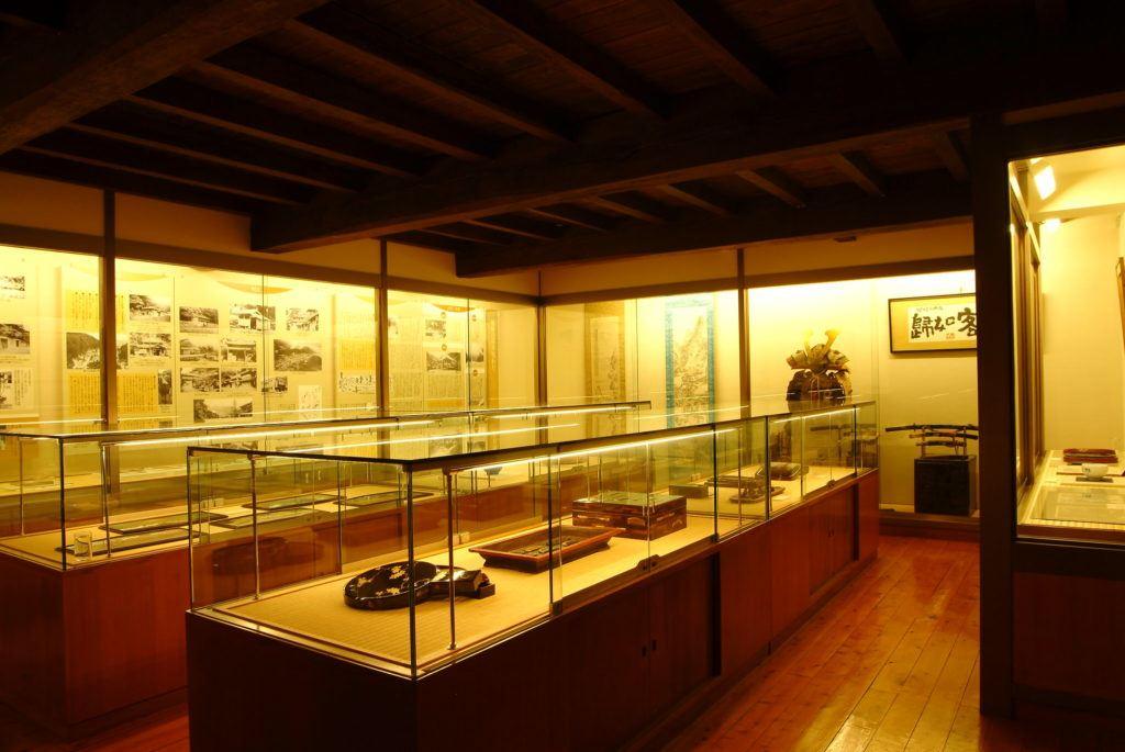 Museum at Nishimuraya Honkan