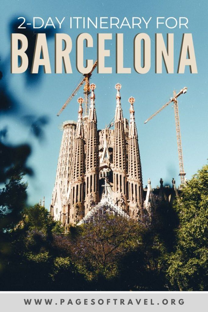 In this guide to 2 days in Barcelona, we will cover where to stay, transportation, places to eat, and things to do in Barcelona including many Gaudi attractions.