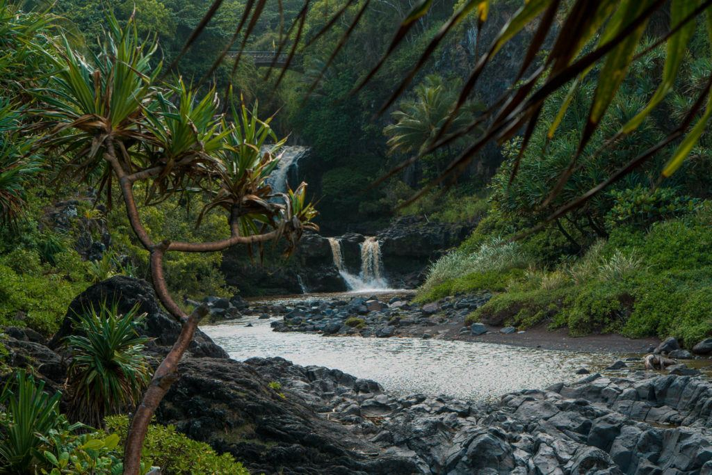 'Ohe'o Gulch in Maui