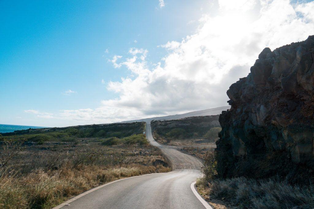 Road to Hana in Maui.