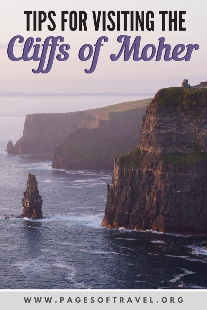 Visiting the Cliffs of Moher is one of the top things to do in Ireland. This travel guide will help you prepare for visiting and hiking the Cliffs of Moher.