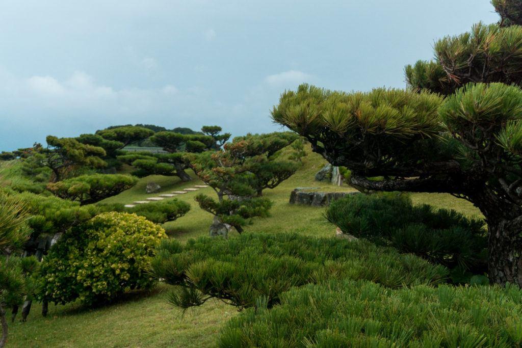 Bandoko Garden in Wakayama, Japan