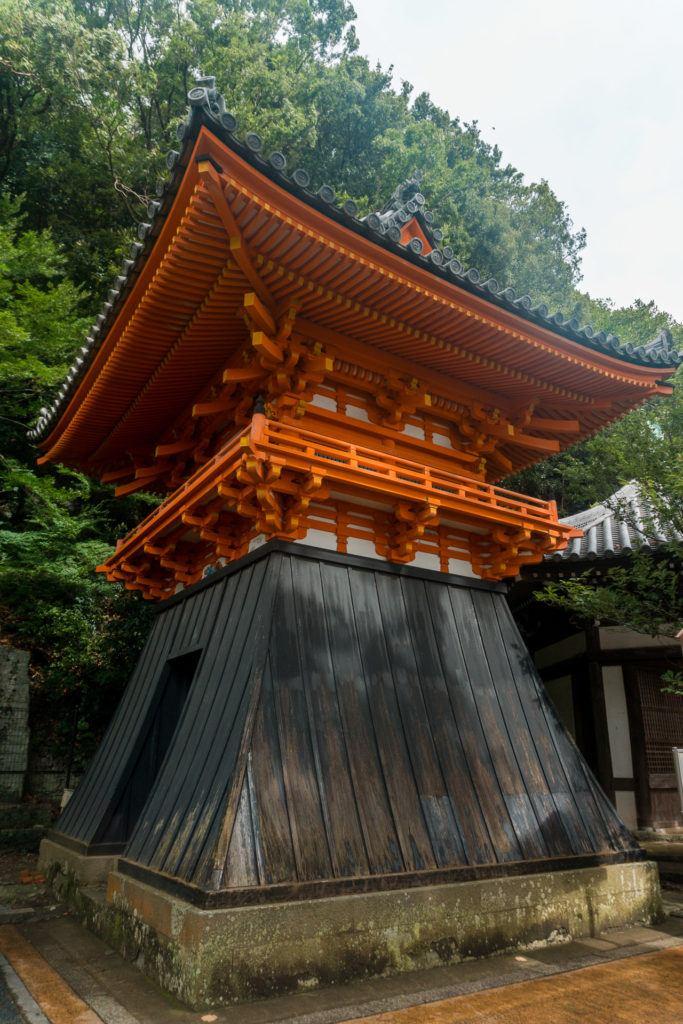 Kimii-dera Temple in Wakayama, Japan