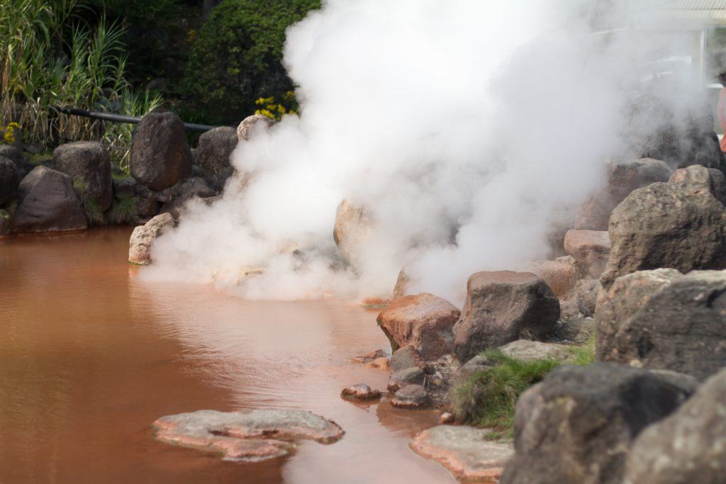 One of the 8 Hells of Beppu