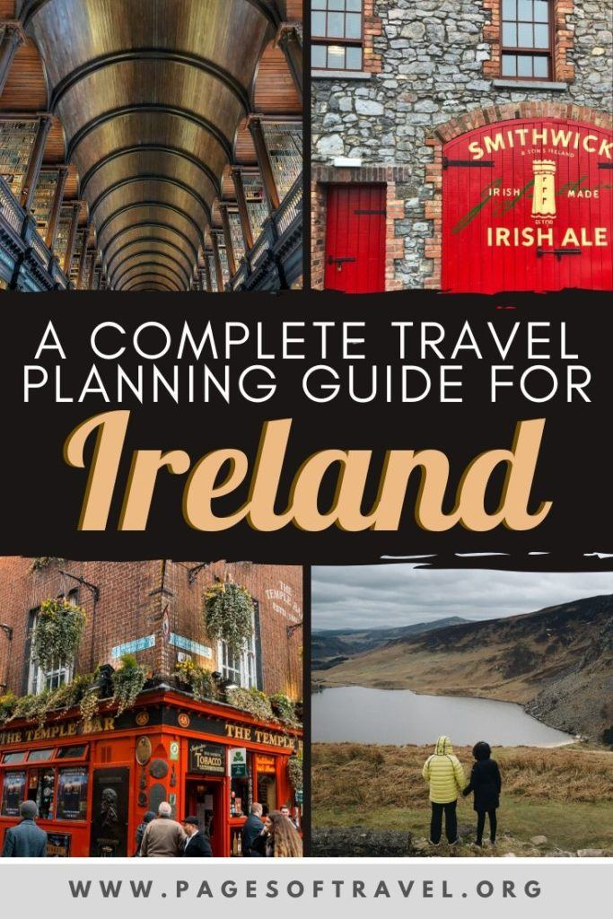 Planning a trip to Ireland soon? This comprehensive guide to Ireland will help you know everything there is to know about renting a car in Ireland, driving in Ireland, hotels in Ireland, dining in Ireland, and many other Ireland planning tips! Dublin | Dingle Peninsula | Kilkenny | Killarney | Galway | Belfast | Driving in Ireland