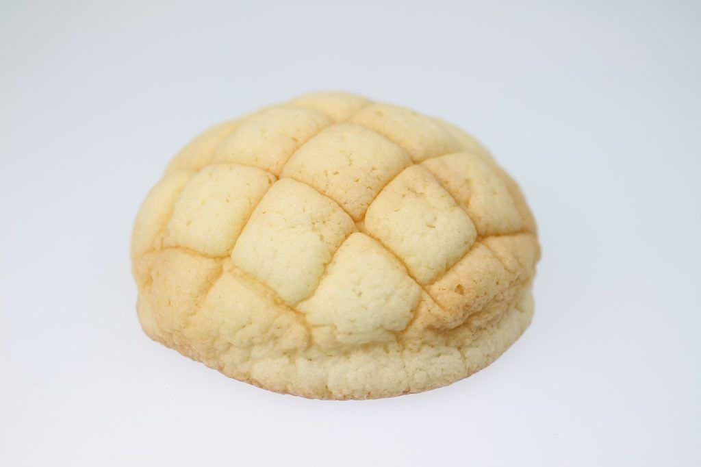 melon pan - popular Japanese sweets