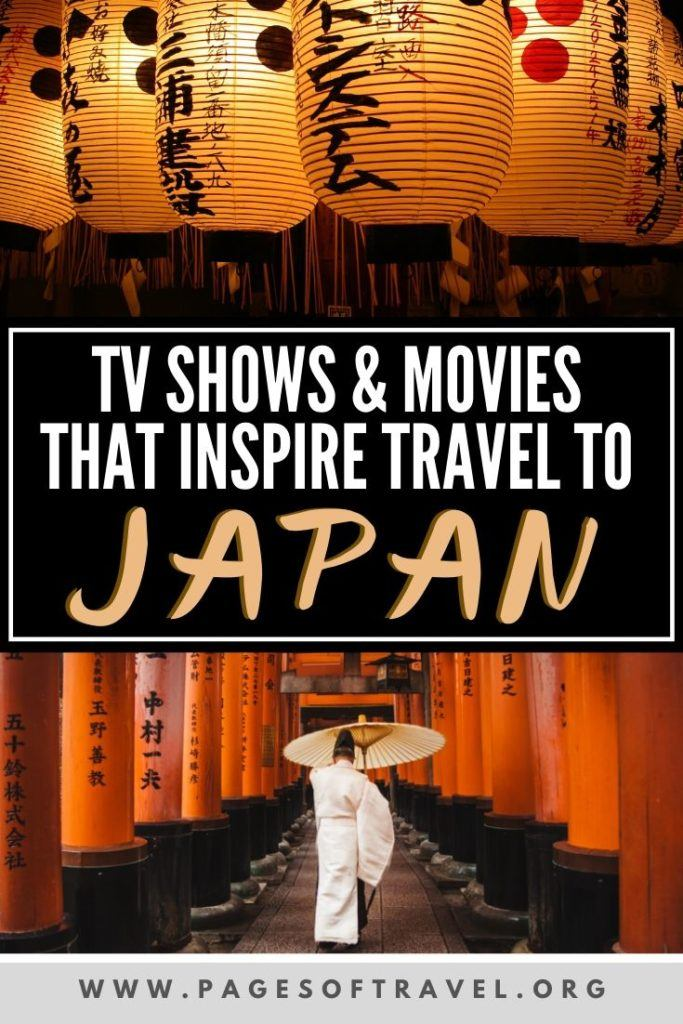 Looking for movie and tv show ideas to watch while in quarantine or social distancing? This massive list includes TV shows and movies that inspire travel to Japan! There are documentaries, cooking shows, Japanese reality TV, and even family-friendly Japanese movies.