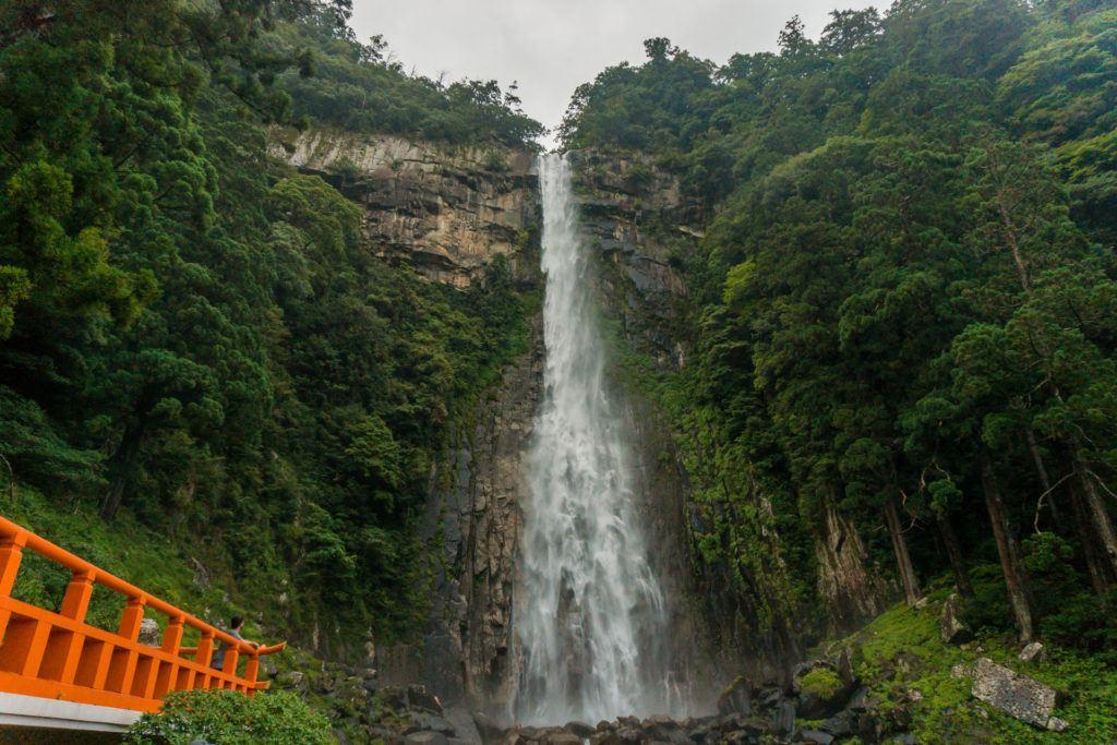 Nachi Falls - Kumano Kodo guide