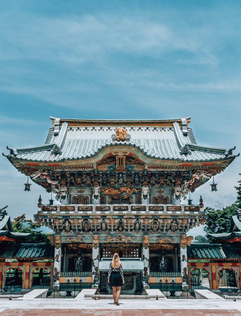 Kosan-ji Temple in Onomichi, Japan