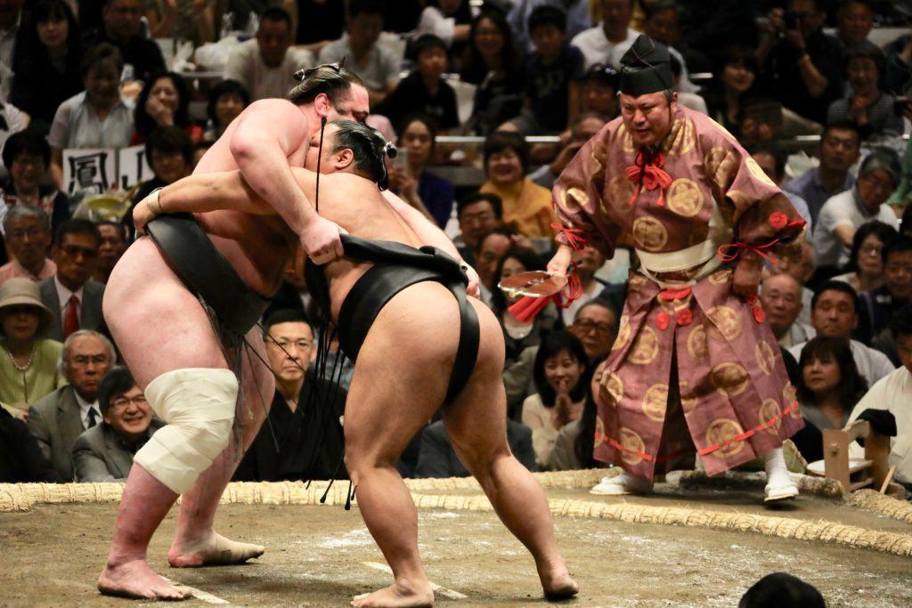 Sumo in Japan - Japan bucket list